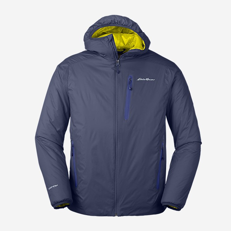 Men's EverTherm® 2.0 Down Hooded Jacket large version