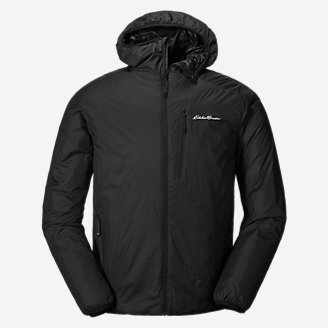 Thumbnail View 1 - Men's EverTherm® 2.0 Down Hooded Jacket