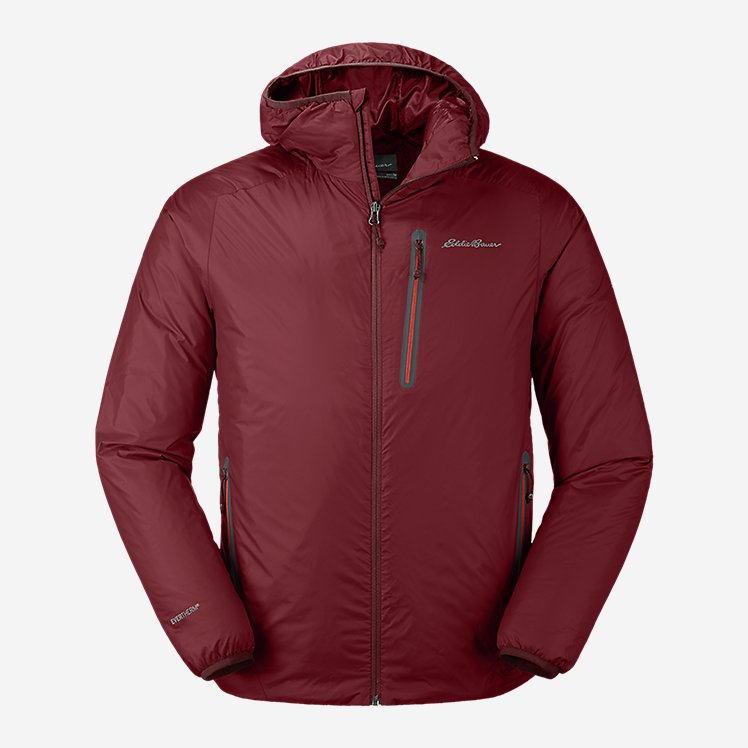 Men's EverTherm Down Hooded Jacket large version