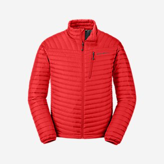 Deals on Eddie Bauer Mens MicroTherm 2.0 Down Jacket