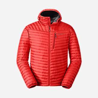 Thumbnail View 1 - Men's MicroTherm® 2.0 Down Hooded Jacket