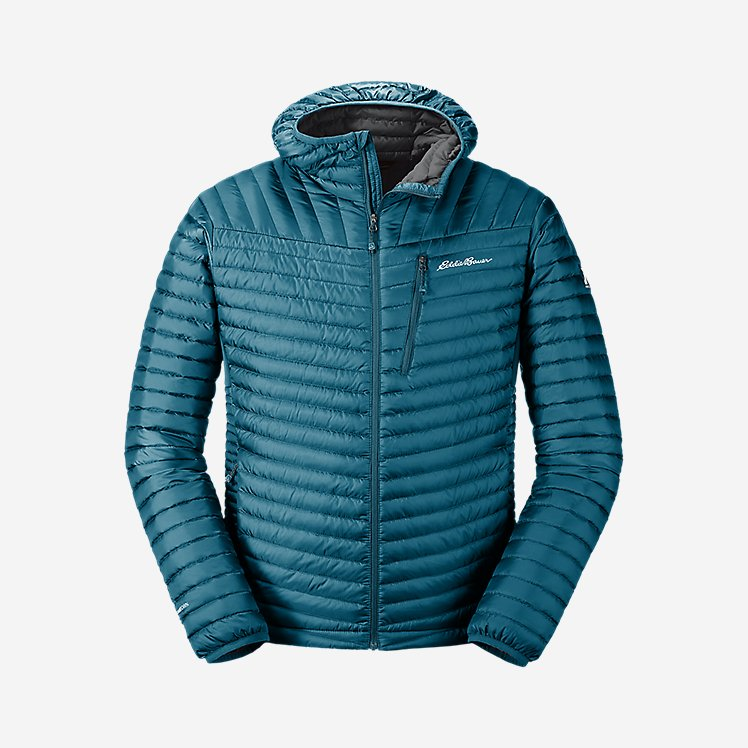 Men's MicroTherm® 2.0 Down Hooded Jacket large version