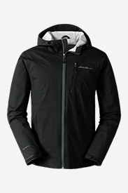 Men's Cloud Cap Stretch Rain Jacket