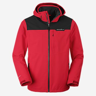 Thumbnail View 1 - Men's All-Mountain Stretch Jacket