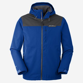 Eddie Bauer Men's All-Mountain Stretch Jacket (various colors/sizes)