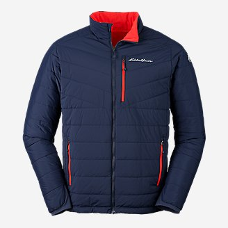 Thumbnail View 1 - Men's IgniteLite Stretch Reversible Jacket