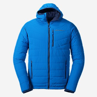 Thumbnail View 1 - Men's IgniteLite Stretch Reversible Hooded Jacket