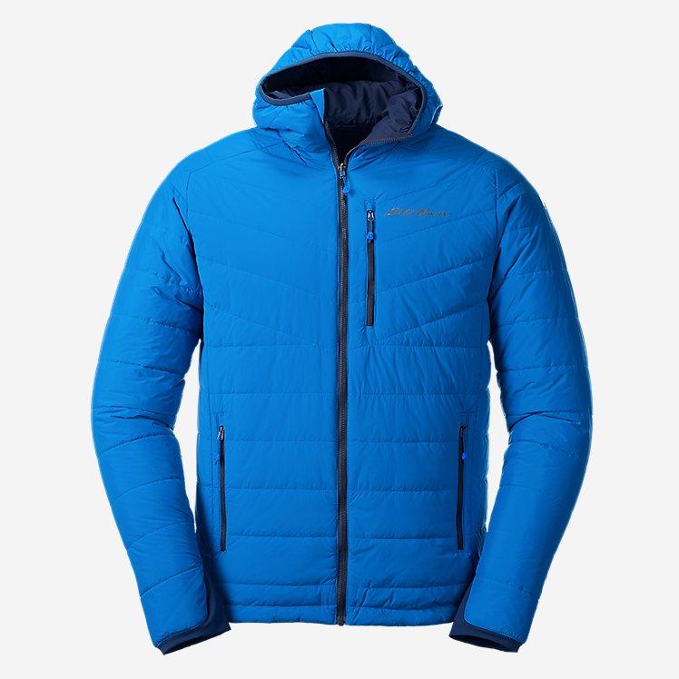 Men's IgniteLite Stretch Reversible Hooded Jacket large version