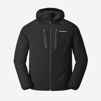 Thumbnail View 1 - Men's EverTherm Down Stretch Hoodie