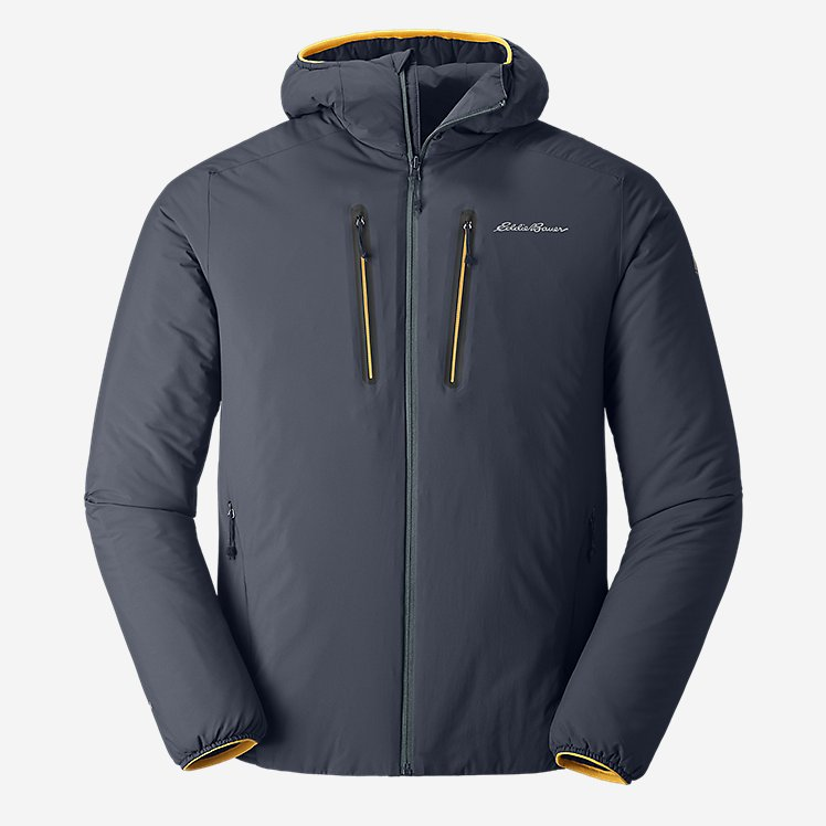 Men's EverTherm Down Stretch Hoodie large version