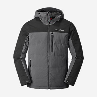 Thumbnail View 1 - Men's Mountain Ops Down Hooded Jacket