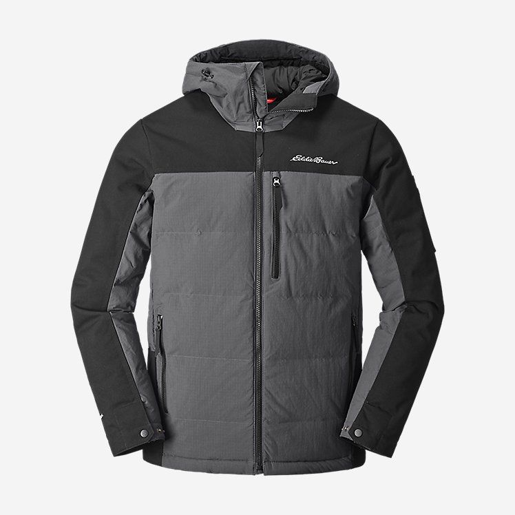 Men's Mountain Ops Down Hooded Jacket large version