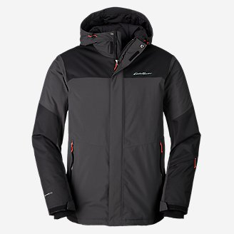 Thumbnail View 1 - Men's Powder Search Pro Insulated Jacket