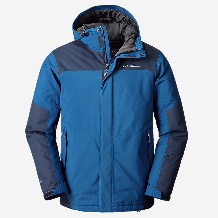 Men's Powder Search Pro Insulated Jacket large version