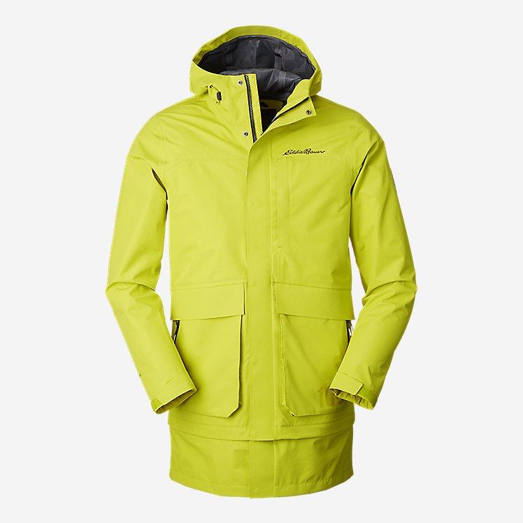 Men's Centennial Collection Convertible Rain Jacket large version