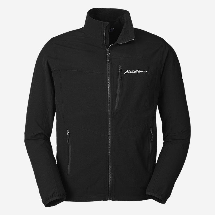 Men's Sandstone Backbone Jacket large version