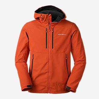 Thumbnail View 1 - Men's Sandstone Thermal Jacket