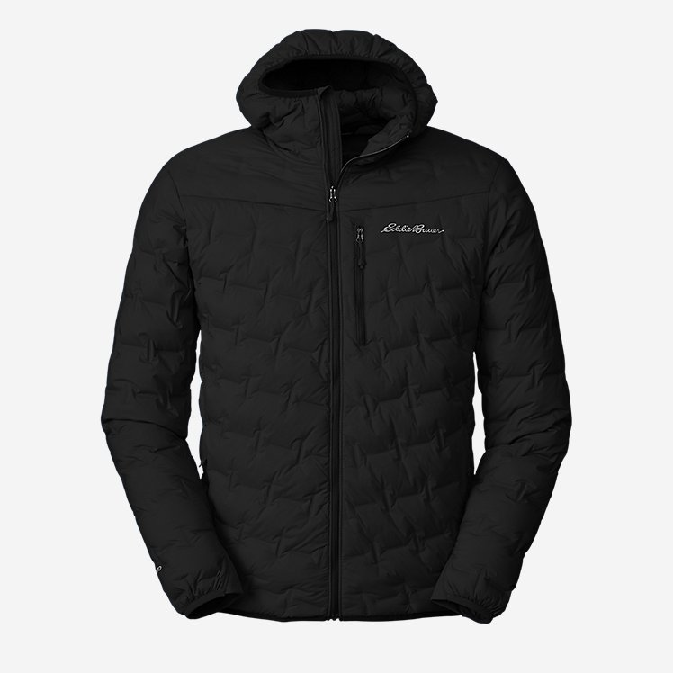 Men's MicroTherm® FreeFuse™ Stretch Down Hooded Jacket large version