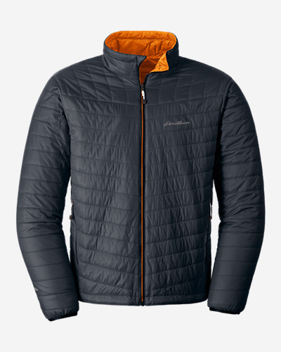 Men's Ignite Lite Reversible Jacket by Eddie Bauer