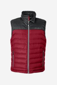 Men's Boundary Pass Down Vest