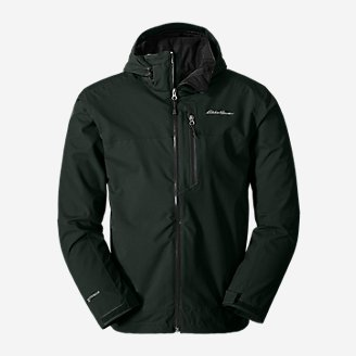 Thumbnail View 1 - Men's All-Mountain Shell Jacket