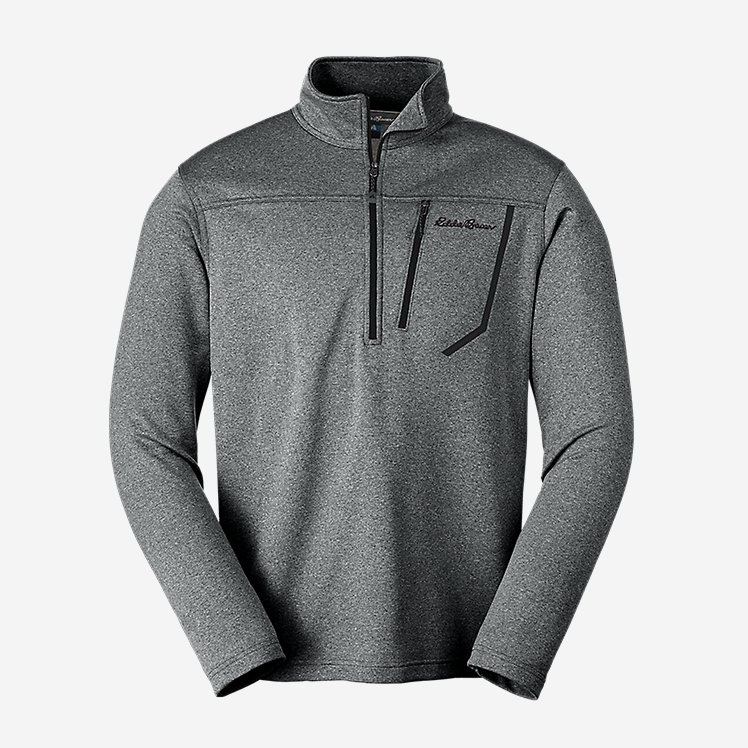 Men's High Route Fleece Pullover large version