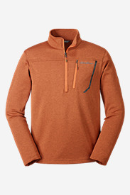 Men's High Route Fleece Pullover