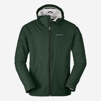 Eddie Bauer Cloud Cap Rain Jacket