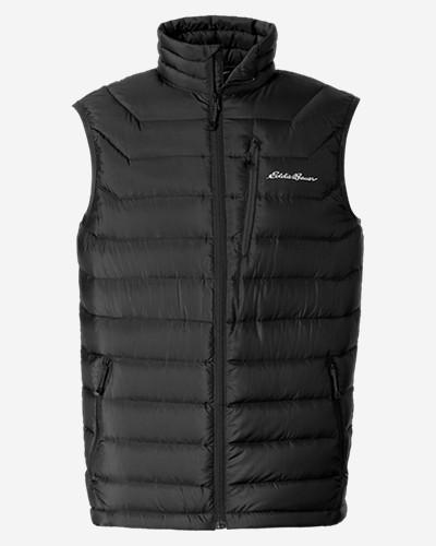 Men's Downlight® Storm Down® Vest by Eddie Bauer