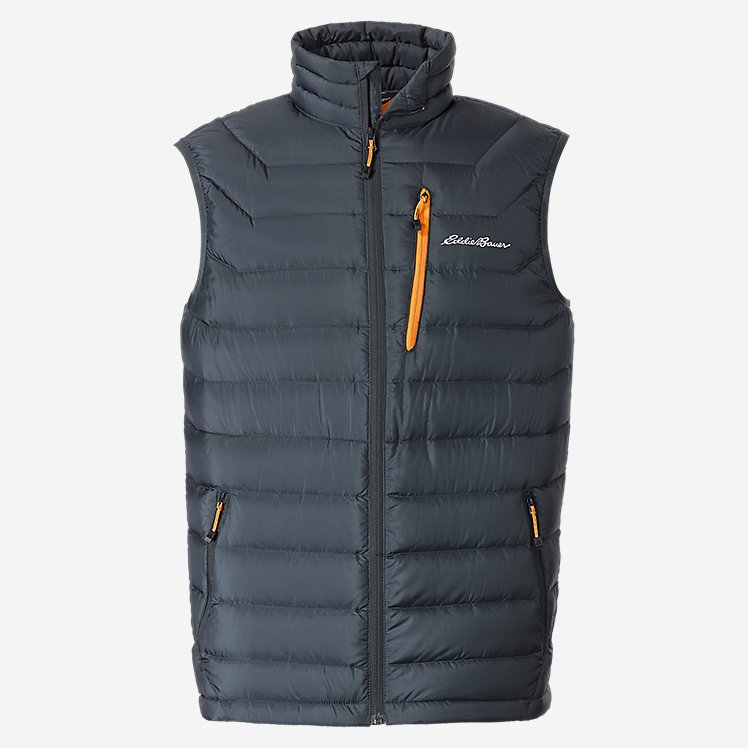 Men's Downlight® StormDown® Vest large version