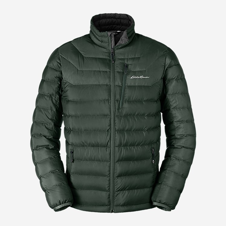 Men's Downlight® StormDown® Jacket large version