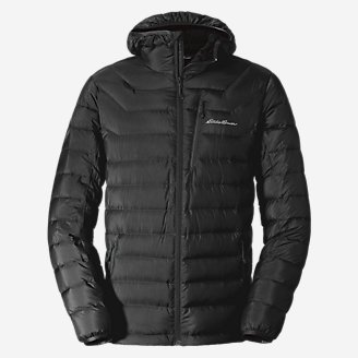 Thumbnail View 1 - Men's Downlight® Hooded Jacket