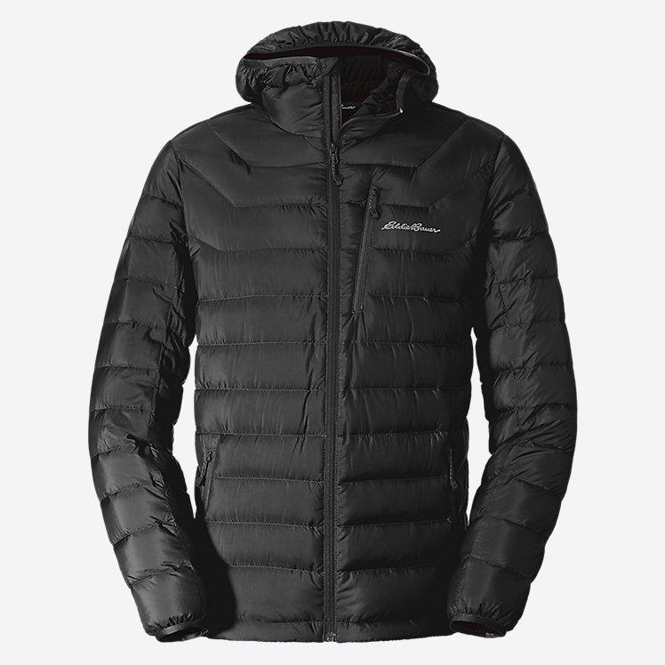 Men's Downlight® Hooded Jacket large version