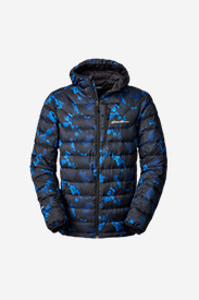 Men's Downlight® StormDown® Hooded Jacket