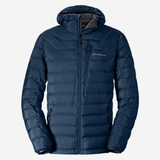 Thumbnail View 1 - Men's Downlight® Hooded Jacket
