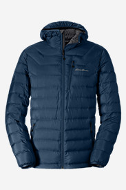Men's Downlight StormDown Hooded Jacket