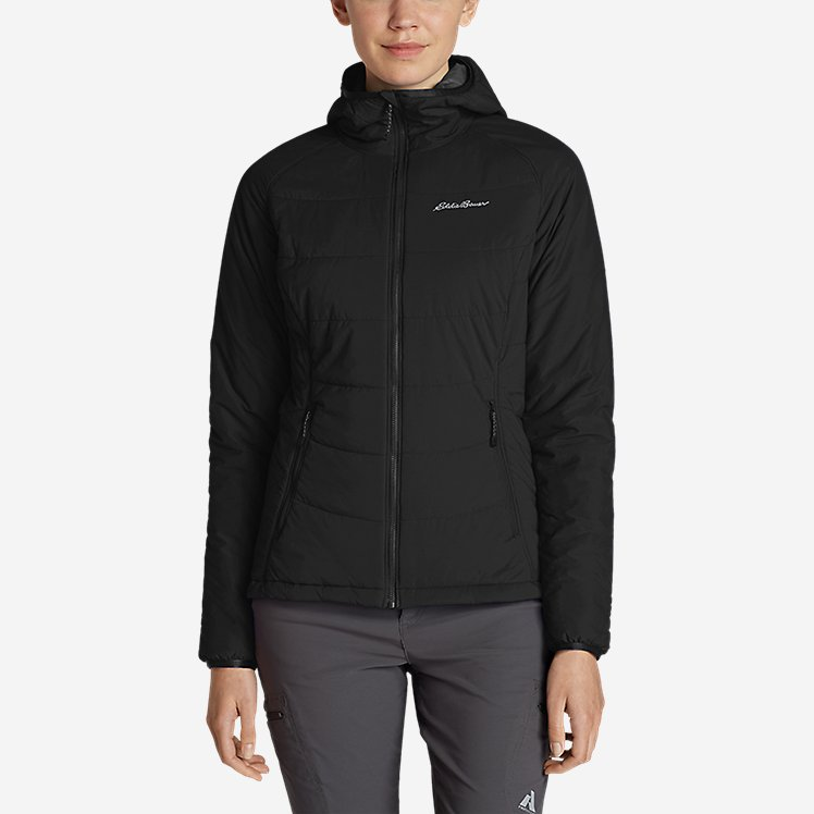 Women's IgniteLite Flux Stretch Hooded Jacket large version