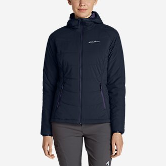 Thumbnail View 1 - Women's IgniteLite Flux Stretch Hooded Jacket