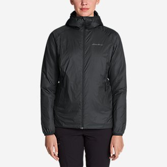 Thumbnail View 1 - Women's EverTherm Down Hooded Jacket