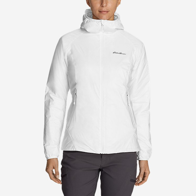 Women's EverTherm Down Hooded Jacket large version