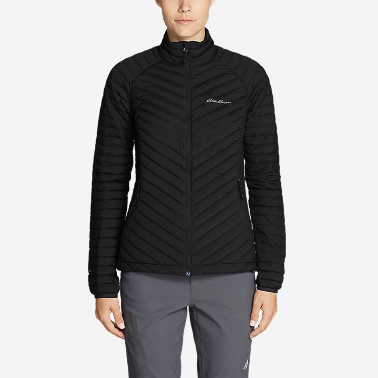 Women's MicroTherm® Stretch Down Jacket large version