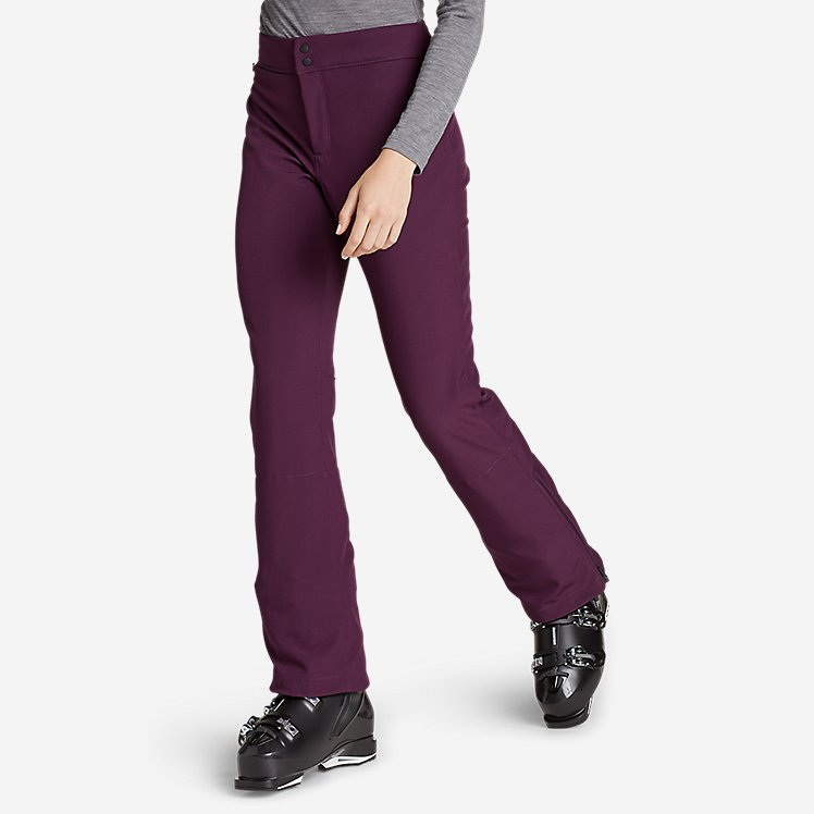 Women's Alpenglow Stretch Ski Pants large version