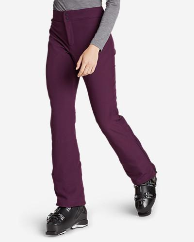 Eddie Bauer Women's Alpenglow Stretch Ski Pants