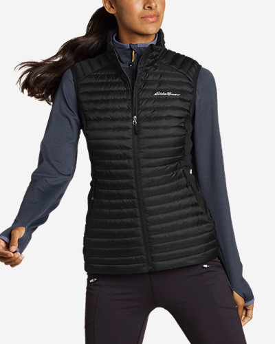 Women's Micro Therm® 2.0 Storm Down® Vest by Eddie Bauer