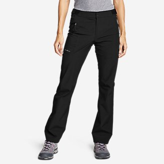 Thumbnail View 1 - Women's Cloud Cap Stretch Rain Pants