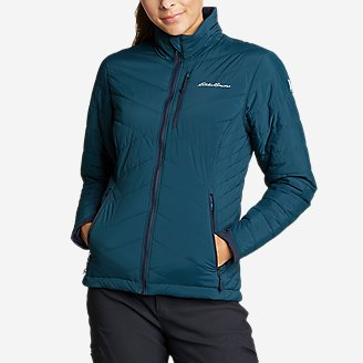 Thumbnail View 1 - Women's IgniteLite Stretch Reversible Jacket