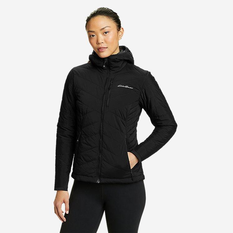 Women's IgniteLite Stretch Reversible Hooded Jacket large version