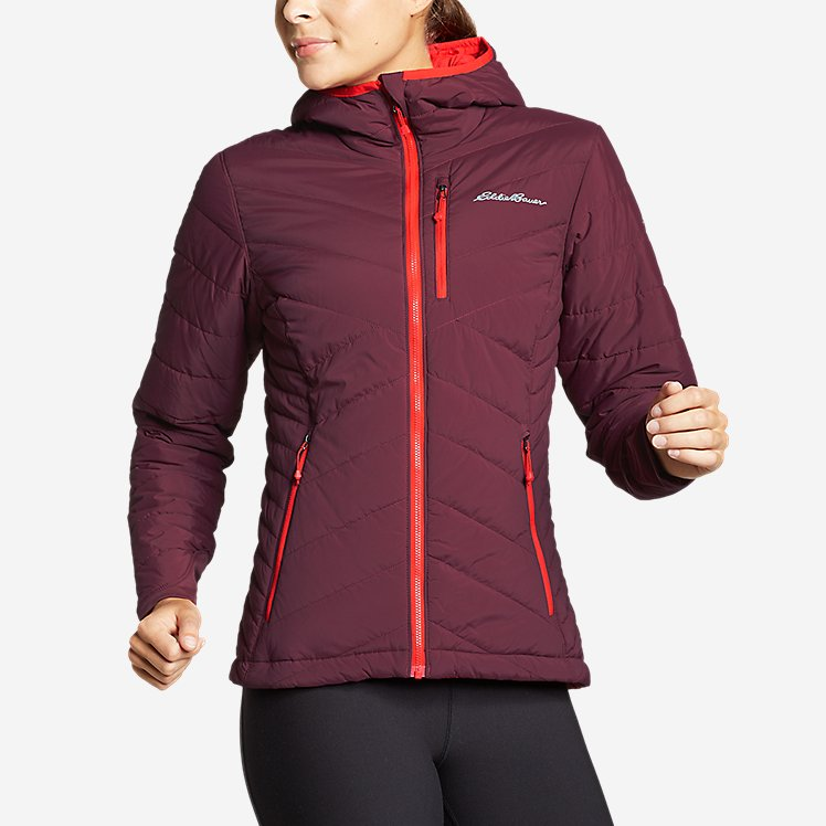 Women's IgniteLite Stretch Reversible Hooded Jacket large version