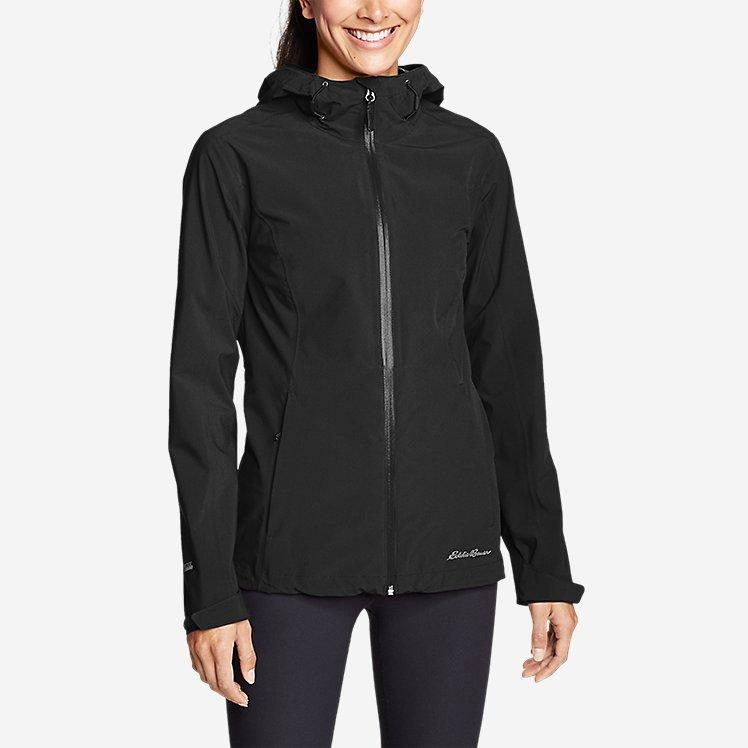 Women's Cloud Cap 2.0 Stretch Rain Jacket large version