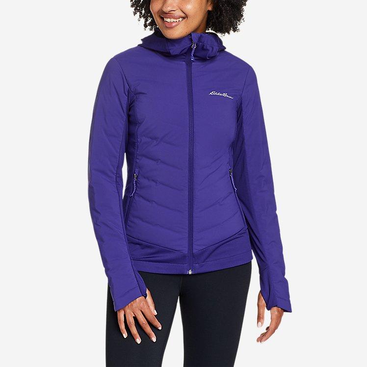 Women's MotionLoft Hybrid Down Jacket large version